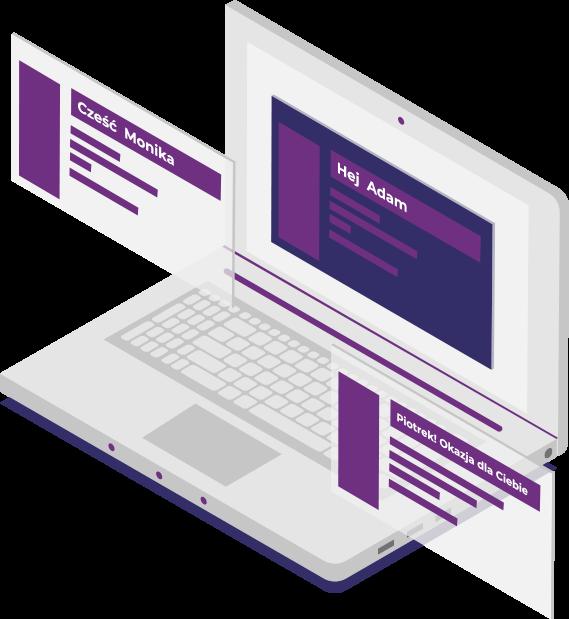 personalizacja widomości - email marketing